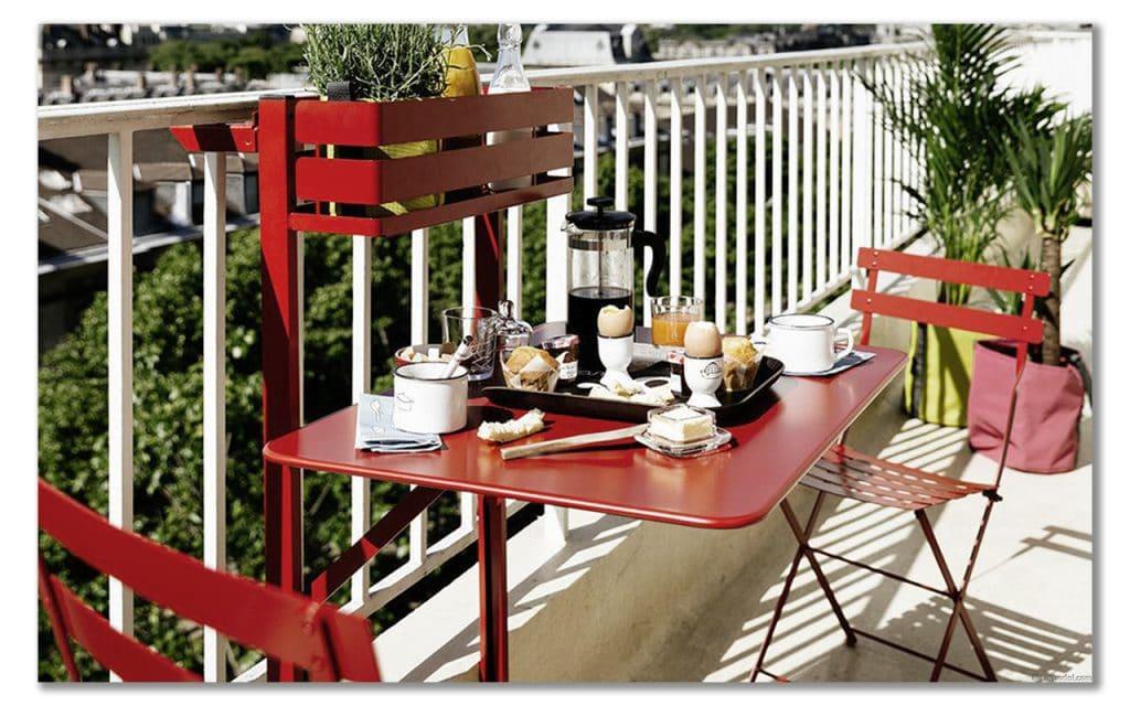 Balkon masası modelleri