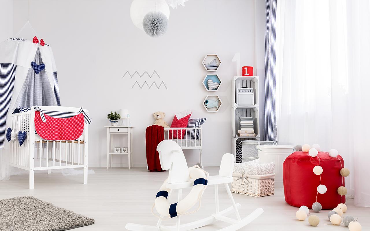 Bebek Odası Avize