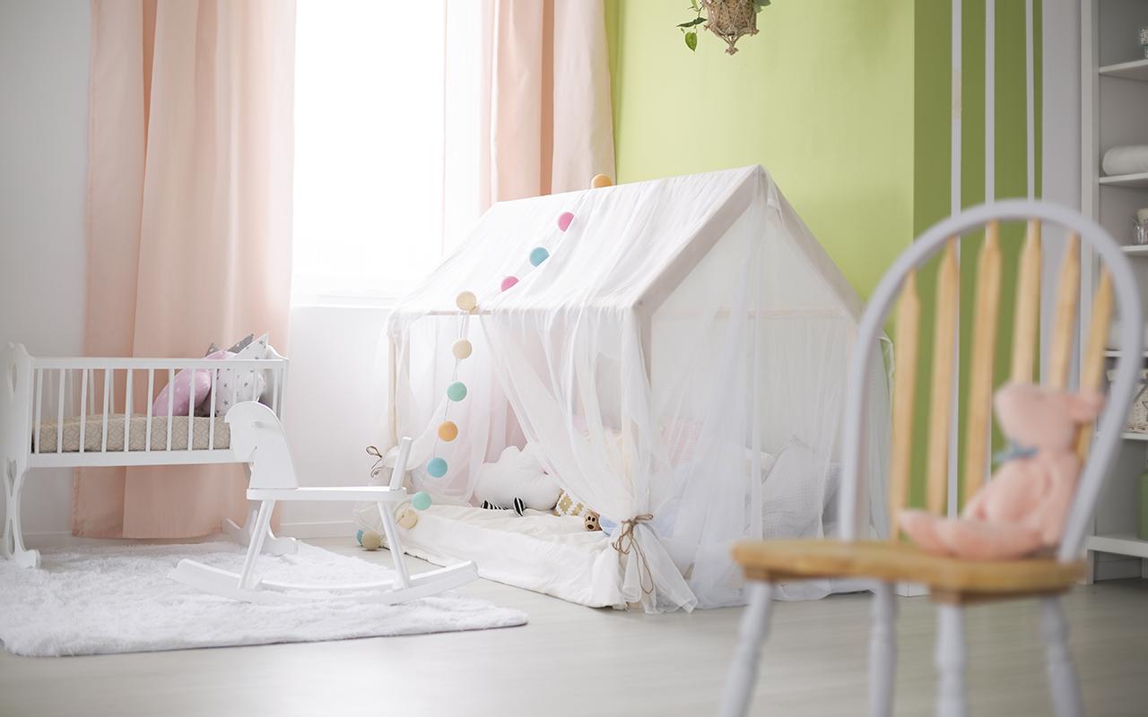 Bebek Odası Halı