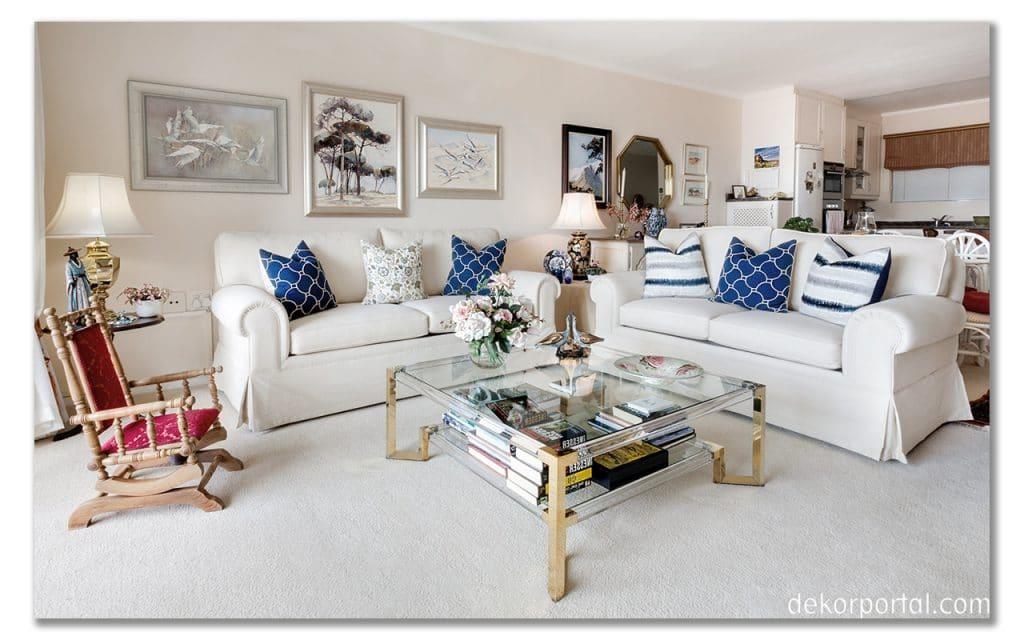 oturma odası dekorasyonları listeleri