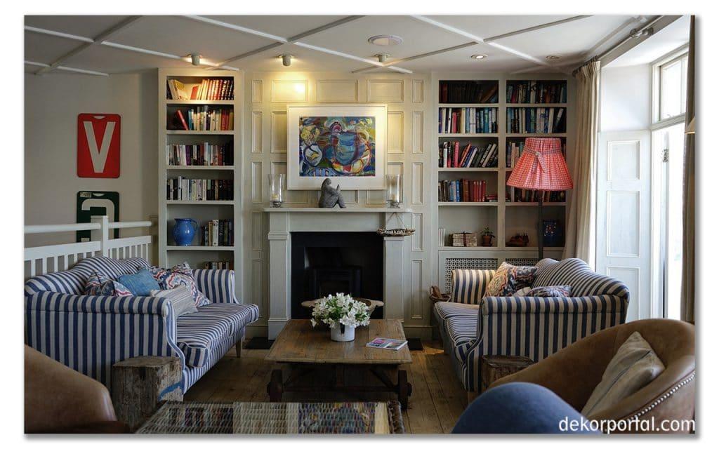 oturma odası dekorasyonları fikirleri