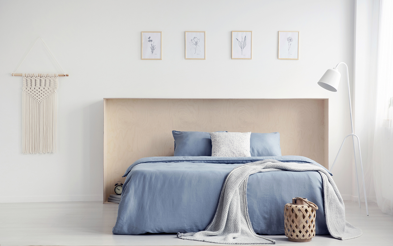 Yatak Odası Örtüsü